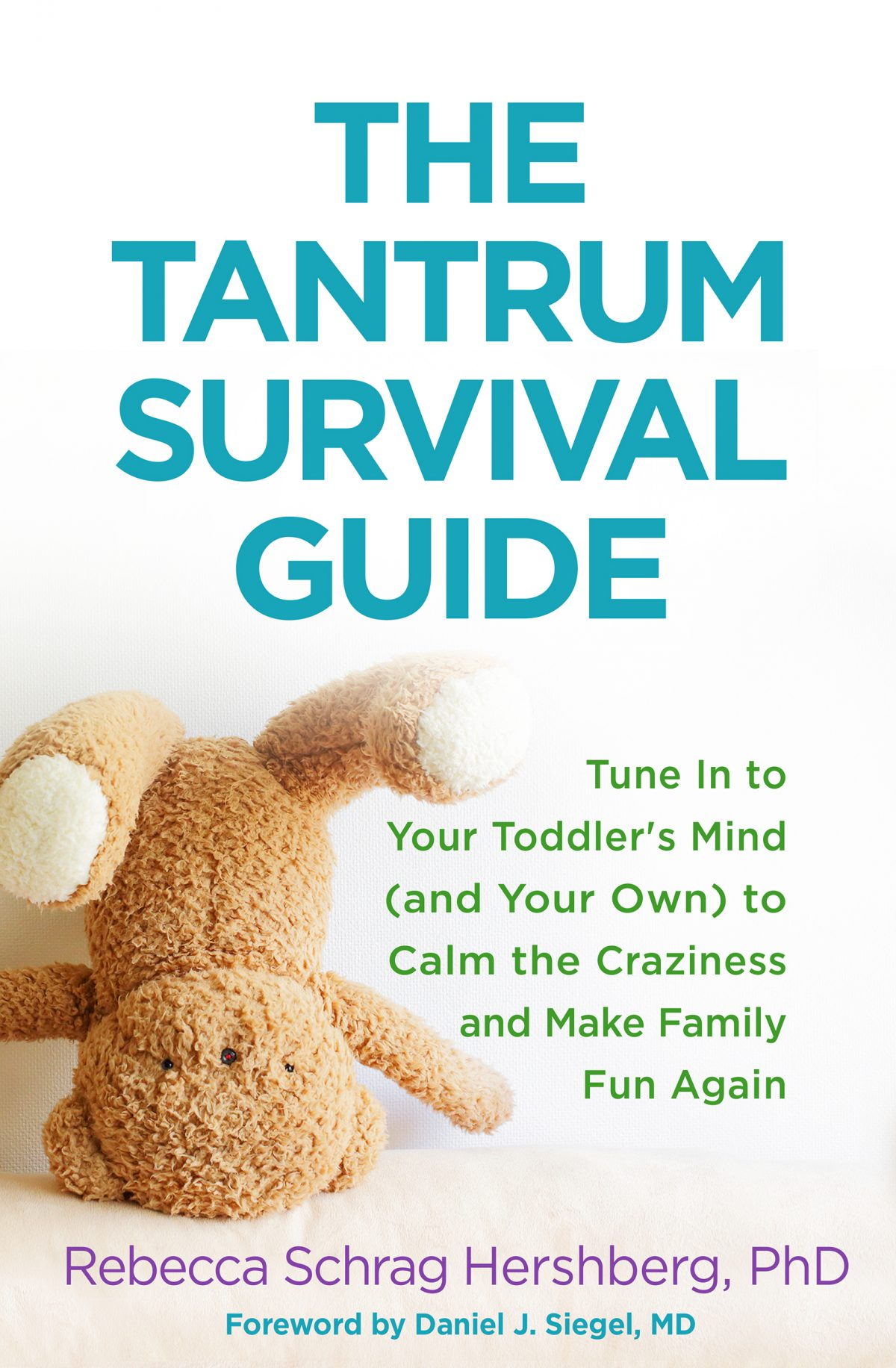 The Tantrum Survival Guide book cover