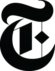 The New York Times Opinion Page logo